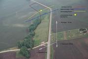 Продам земельный участок 9.4 га. вдоль автодороги Ульяновск-Болгары.