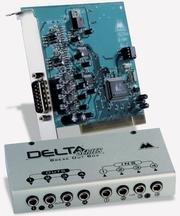 звуковая карта для записи m-audio delta 44