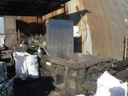 Пресс для пакетирования металлолома