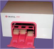 Продам оборудование для печати на живых цветах