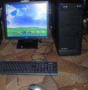 Компьютер Pentium 4 2600Mгц с ж/к 17