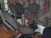 Пьезоэлектронная ударная установка