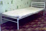 Кровати металлические оптом в широком ассортименте для рабочих,  общежитий,  санатория,  лагеря,  бюджета