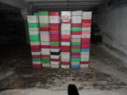 Продам творожные ящики б/у