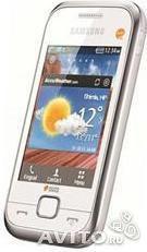 Samsung GT-C3312 Duos Silver белый