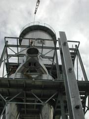 Распылительная сушилка А1-ОРЧ / Теплогенератор