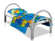 Двухъярусные металлические кровати,  кровати для студентов,  кровати опт