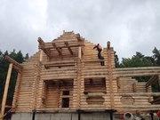 Шлифовка,  пропитка,  реставрация деревянных домов