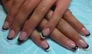Наращивание ногтей и ресниц, шеллак покрытие