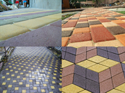 Тротуарная плитка компании