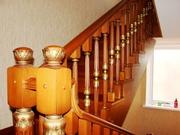 Изготовление лестниц из ценных пород дерева