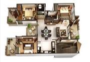 Перепланировка (планировка) квартир,  дизайн интерьера в Ульяновске.