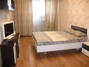 1-ком квартира посуточно в центре города 15 этаж с видом на ВОЛГУ