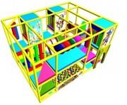 Детские игровые лабиринты и сайт в подарок