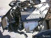 Двигатель Honda Accord CH9 1999 H23A vtec 2WD