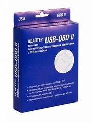 Адаптер K-line (USB - OBD II) новый