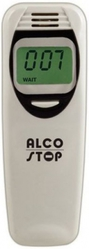 Алкотестер alco stop AT-128 новый