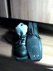 Мужские ботинки для лыж 43 размер