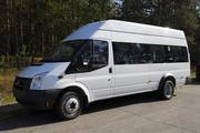 Пассажирские перевозки,  заказ,  аренда микроавтобусов IVECO,  FORD,  PEUG